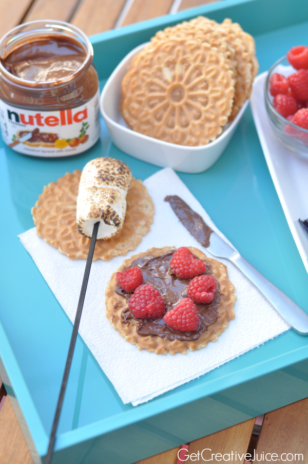 Summer S'mores ideas 5