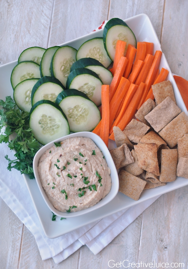 Spicy Vegan Bean and Cashew Dip