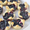 Blueberry Lemon Cheesecake pastry bites