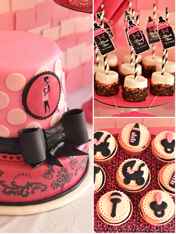 Party Glam Baby Shower Creative Juice