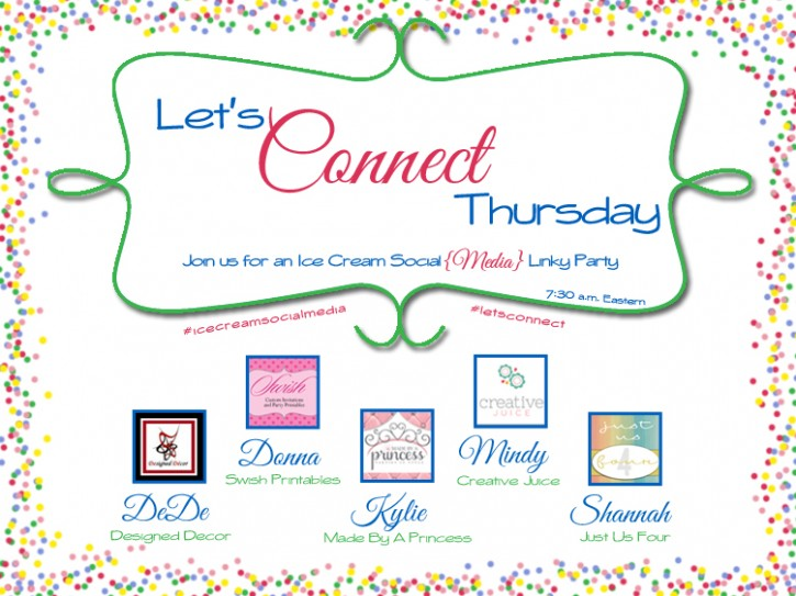 Let's Connect Thursday-FiveHostsFINAL