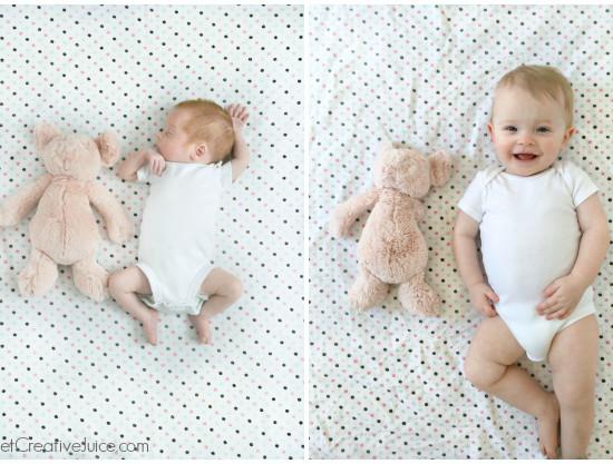 Newborns to One Year Olds